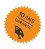 Bagheera 2019 garantie 10 ans 2