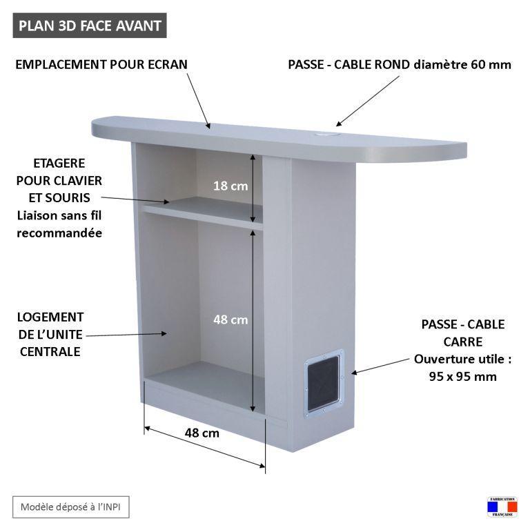 Console petit modele 6