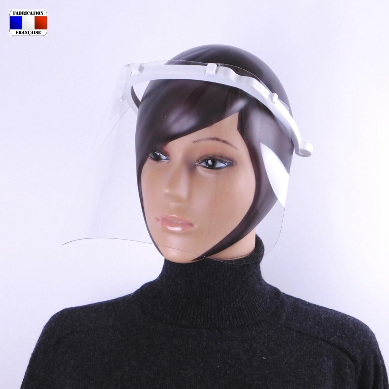 Ecran facial visiere de protection 2005