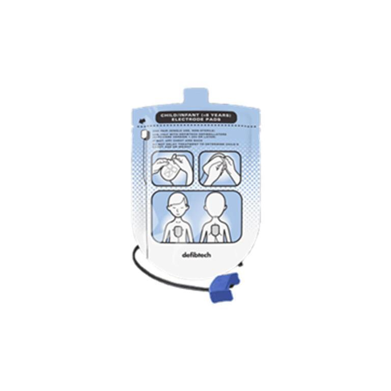 Electrodes pediatriques 0